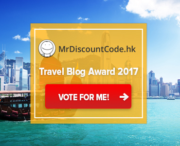 Mr. Discountcode Travel Blog Award 2017