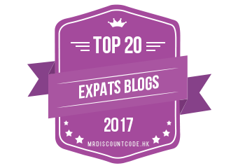 Banners for Top 20 Expats Blogs 2017