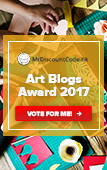 Banners for Art Blogs Award 2017