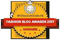 Banners for Fashion Blog Awards 2017 – Winner