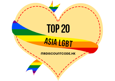 Banners for Top 20 Asia LGBT