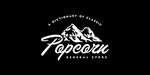 Popcorn Store logo