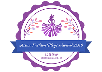 Banners for Asian Fashion Blogs Award 2018