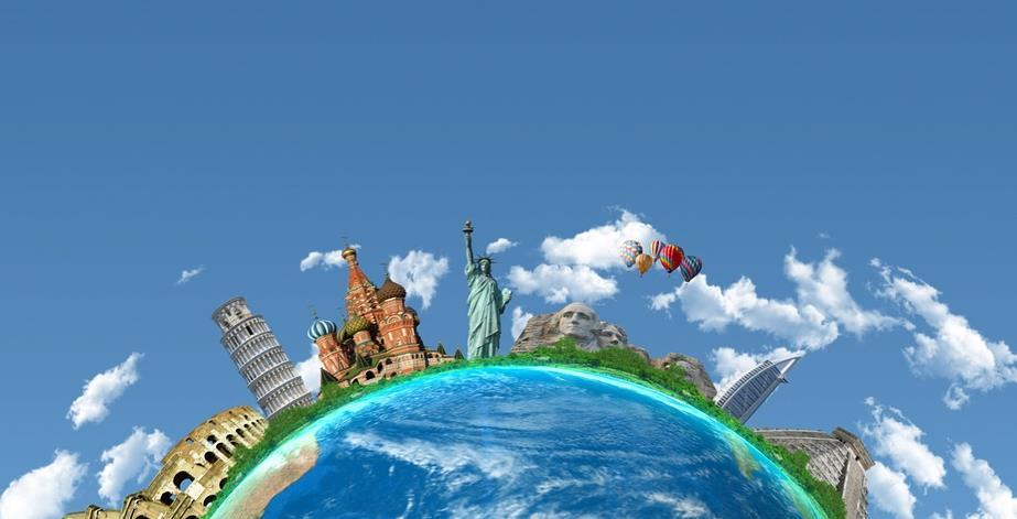 Tourist Destinations Around the Globe