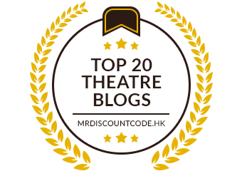 Banners for Top 20 Theatre Blogs
