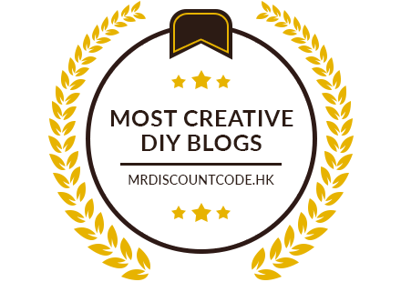 Banners for Most Creative DIY Blogs