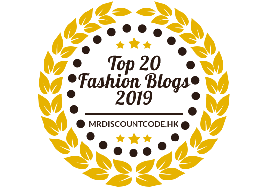 Banners for Top 20 Fashion Blogs 2019