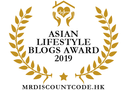 Banners for Asian Lifestyle Blogs Award 2019