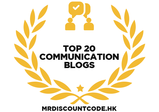 Banners for Top 20 communication Blogs
